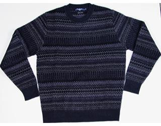 カシミヤ クルーネックセーター